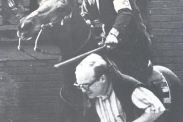Student protestors in Selma attacked